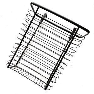 Cabinet Door Hanging Metal Wire Organizer Basket
